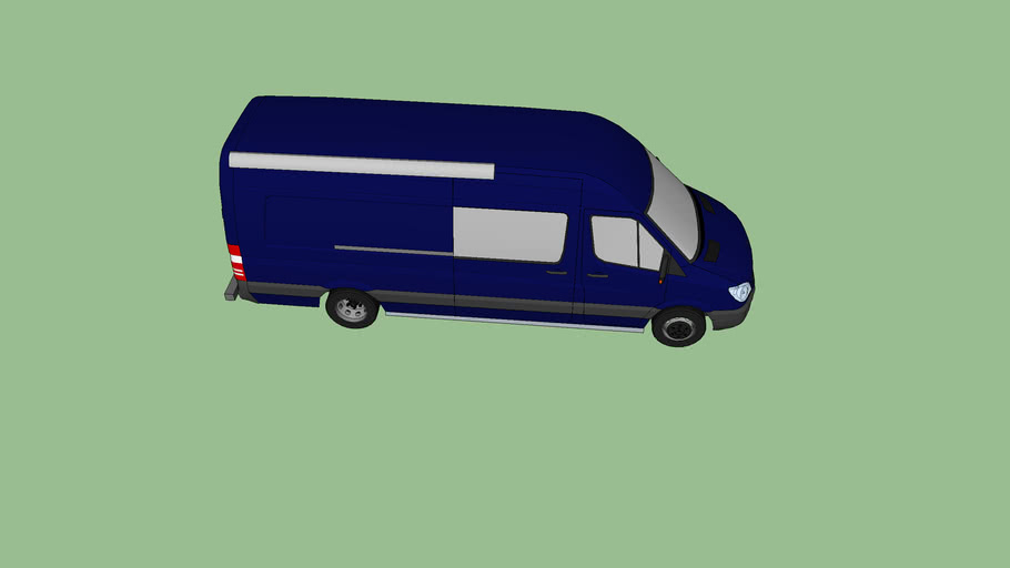 mercedes sprinter bus
