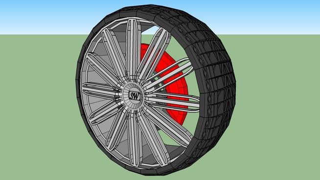Ventenah Wheel #1