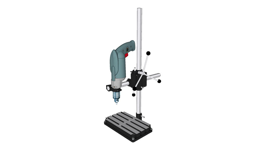 WABECO Bohrständer, Drill stand