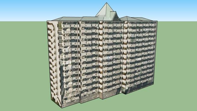 Building in 〒650-0044