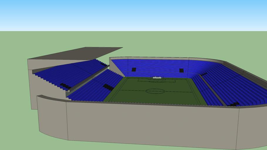 Estadio Valenciano sin Reformar