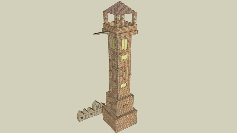 Assasin's Creed Borgia Tower