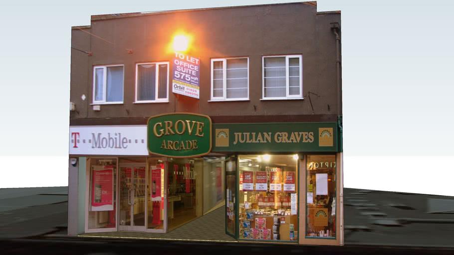 Wilmslow shops