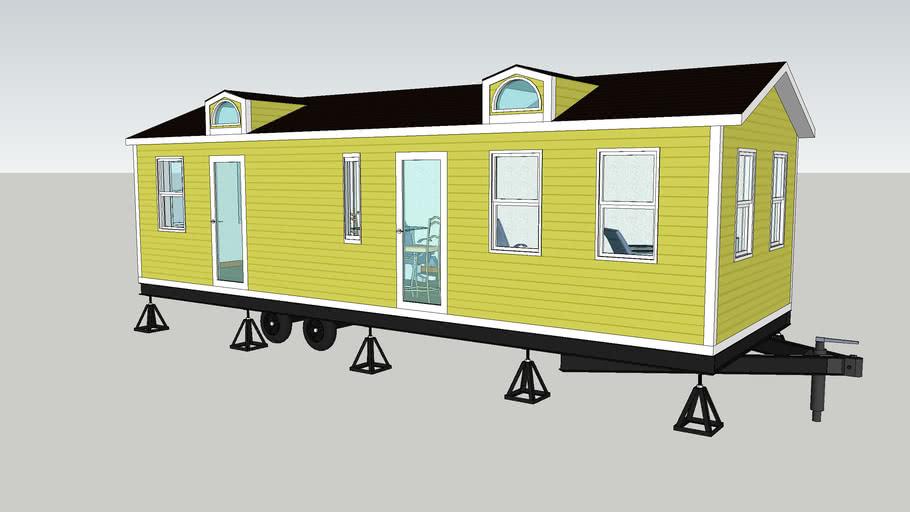 Healing mobile home