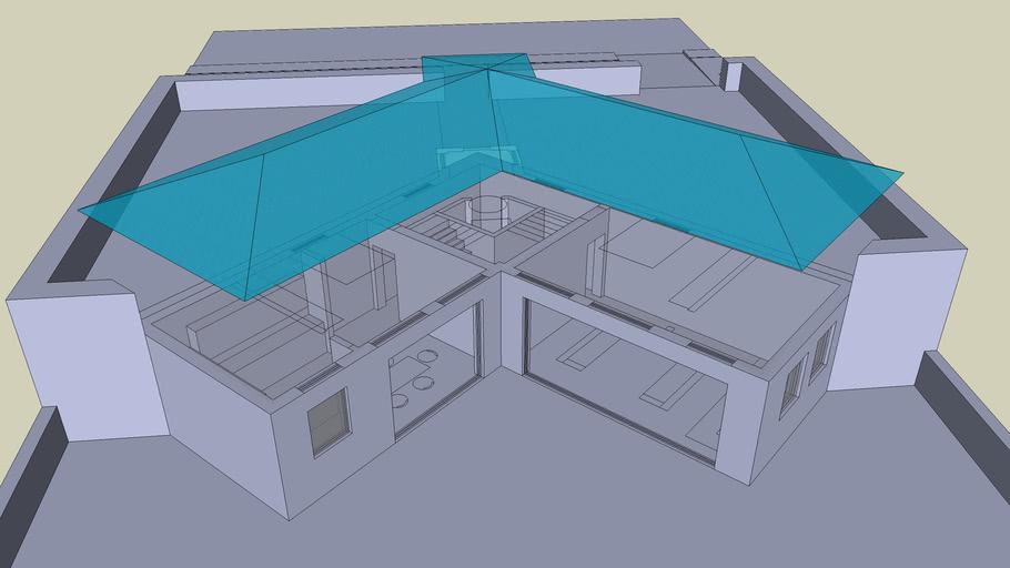 l shaped house 3d warehouse l shaped house 3d warehouse