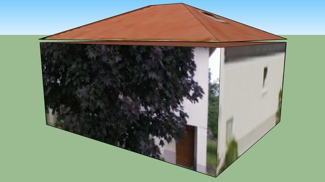Bâtiment situé 69800 Saint-Priest, France