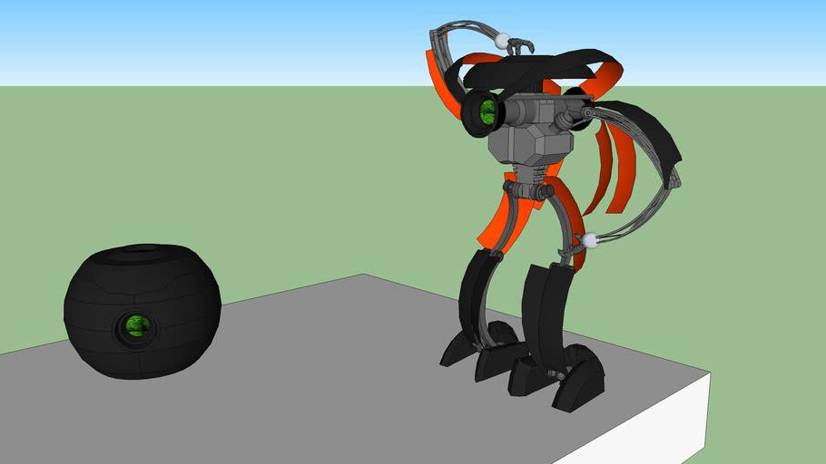 Robot mini