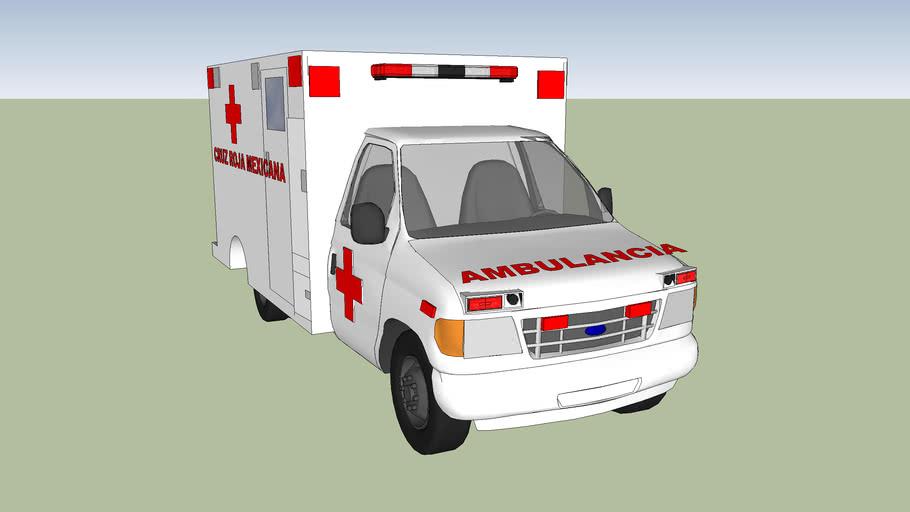 ambulancia de la cruz roja mexicana delegacion de puerto vallarta jalisco