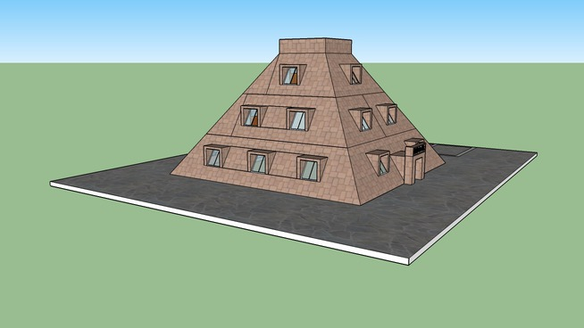 Pyramid_Home_Model