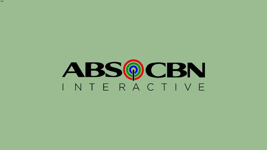 ABS-CBN Interactive Logo (2014-present) | 3D Warehouse