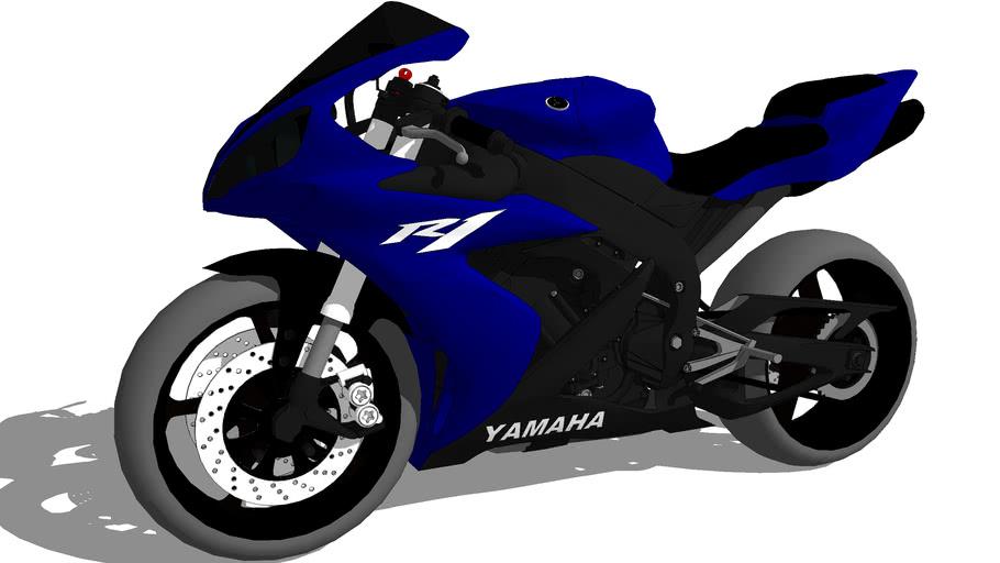 YZF R1 Yamaha Edition Limited
