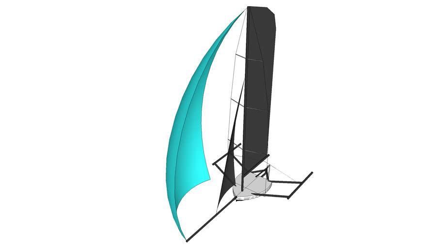 6 ft skiff