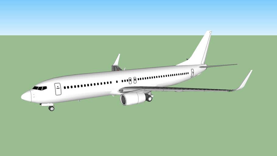 Template - Boeing 737-800 v.3