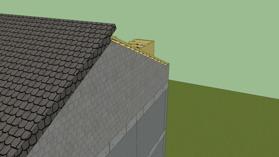 Modular home construction model
