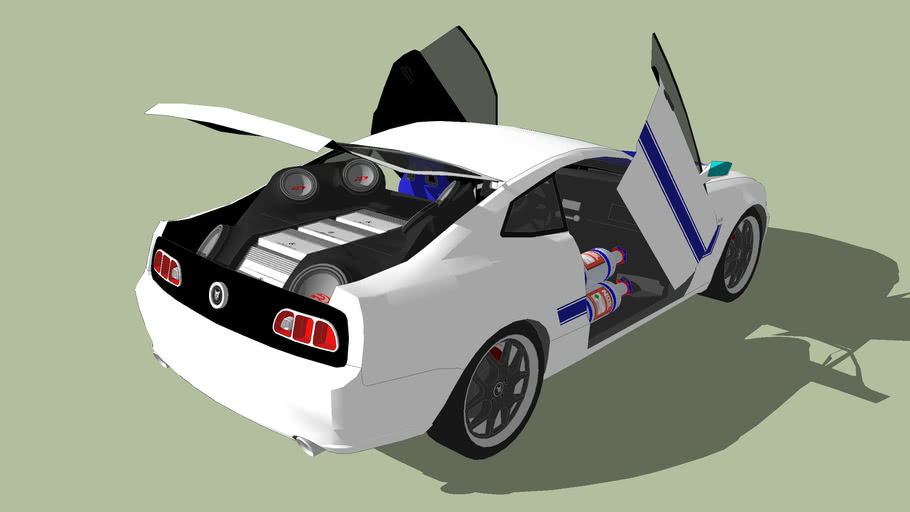 Rogue Maverick GT