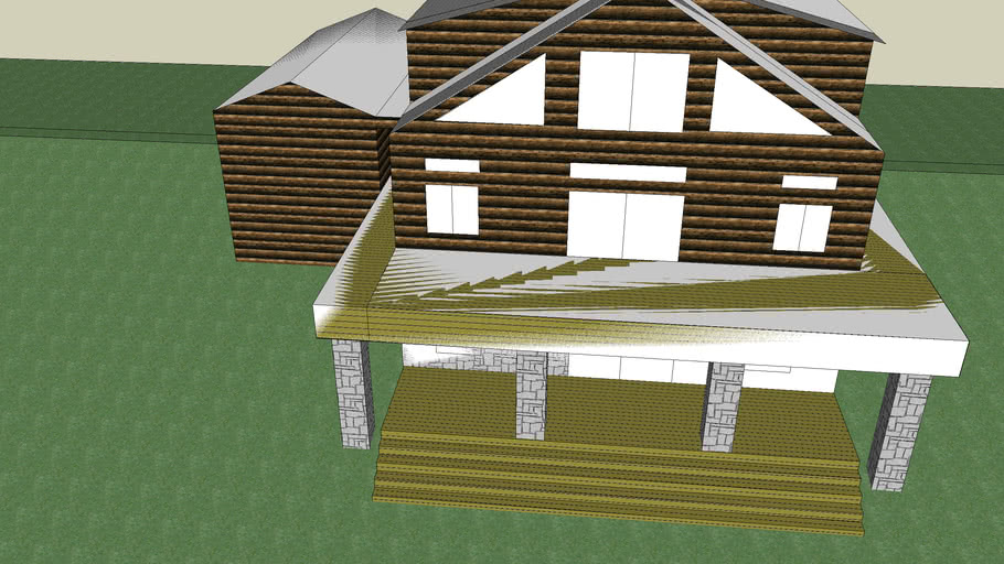 Unfinished Cabin 3