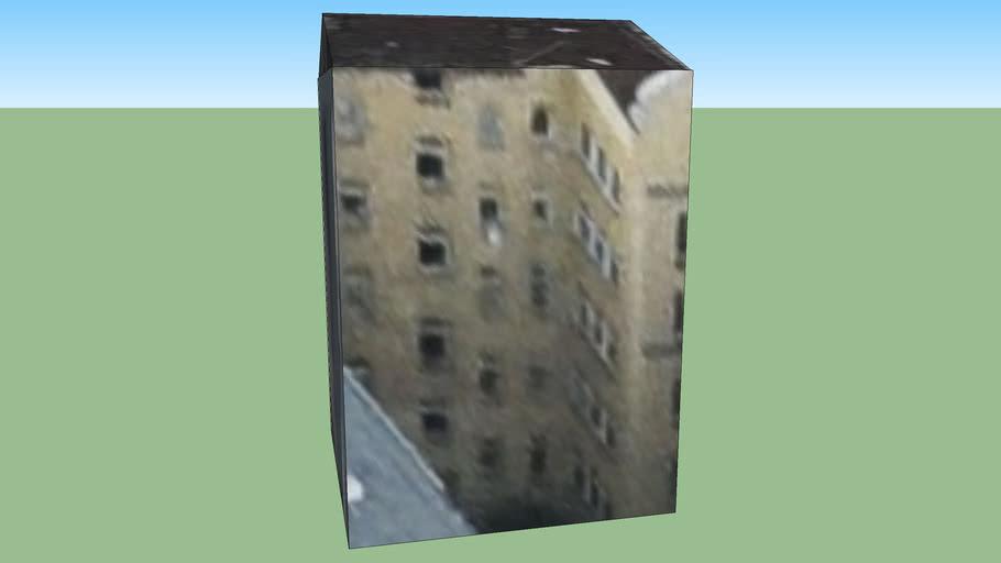 Gebäude in Berlin, Deutschland schulstr