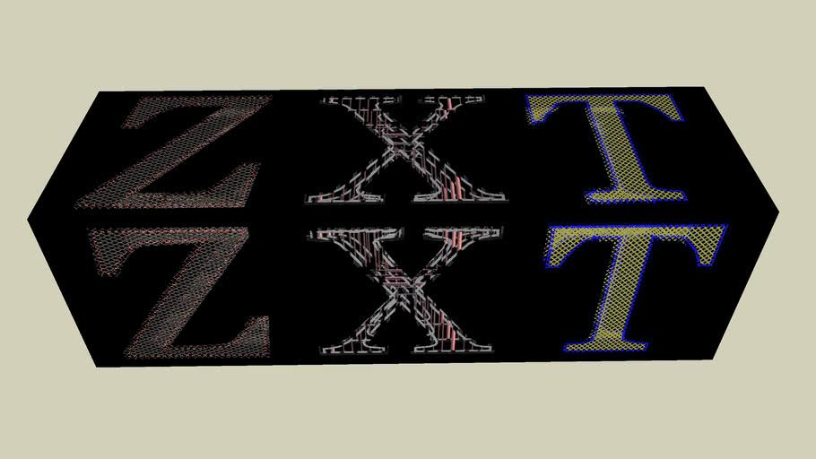 logo for ZXT