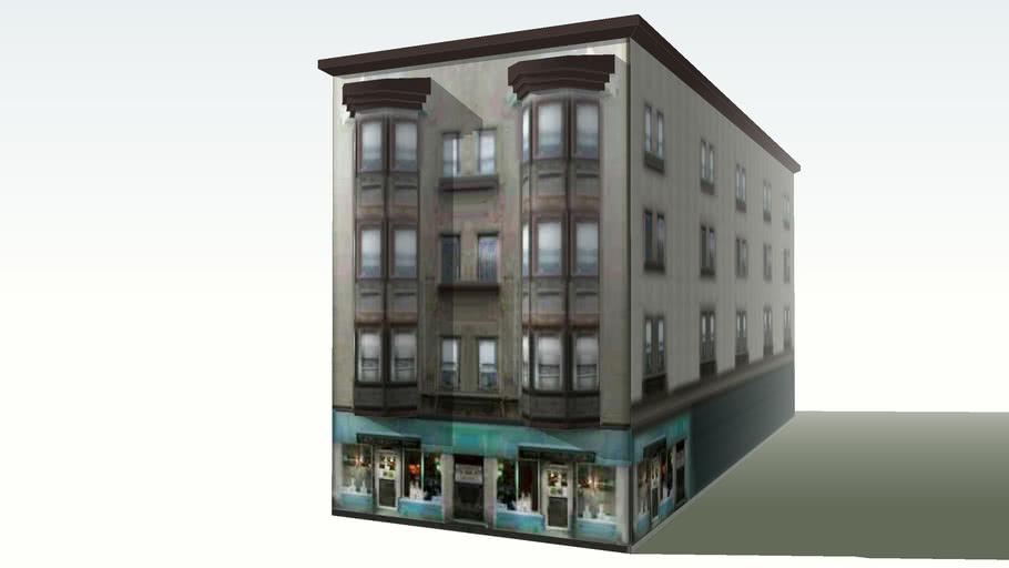 Merrimack St. Tenement Building