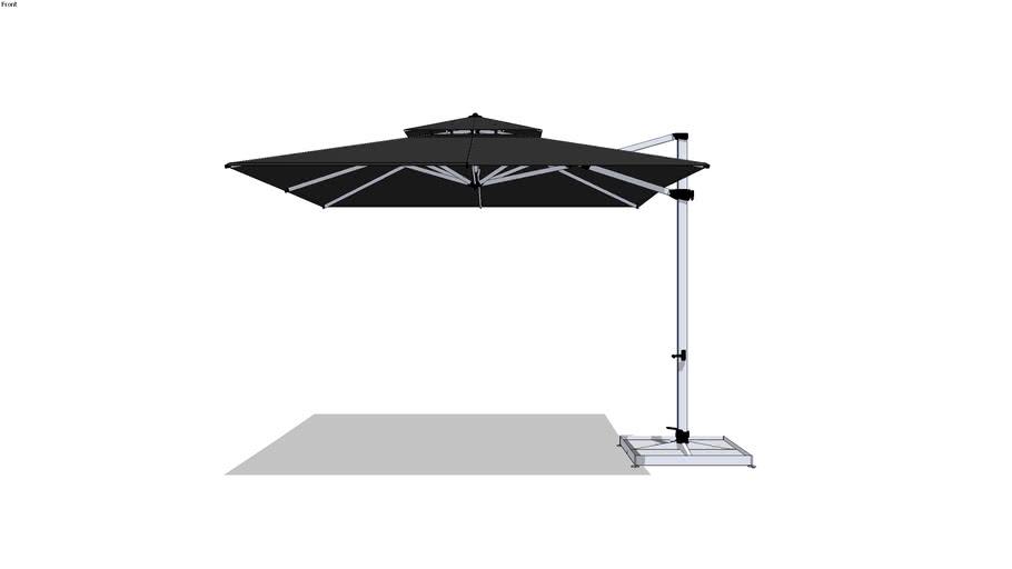 Solero Parasol Laterna Pro 300x300cm