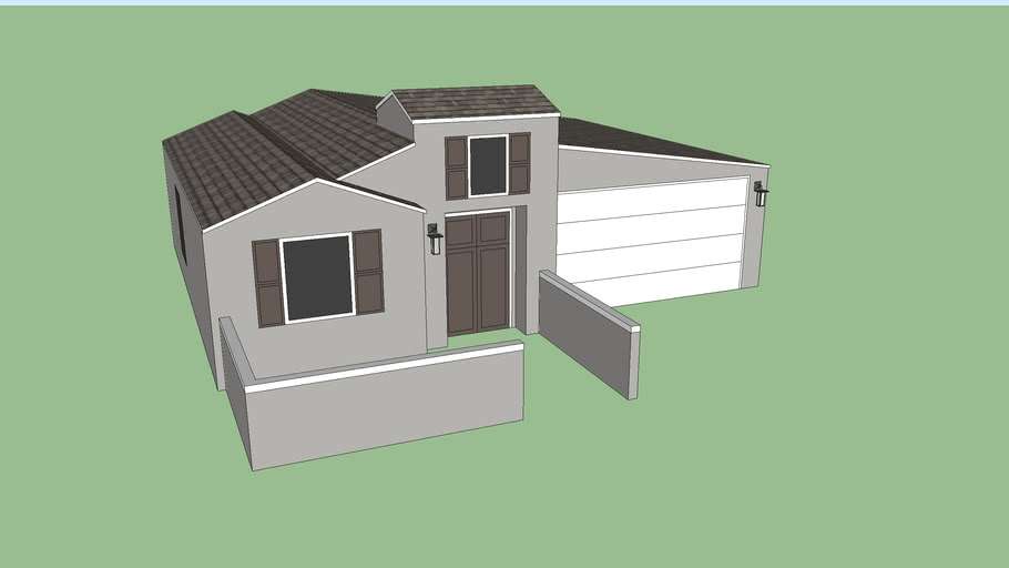 Ridge Homes model 1