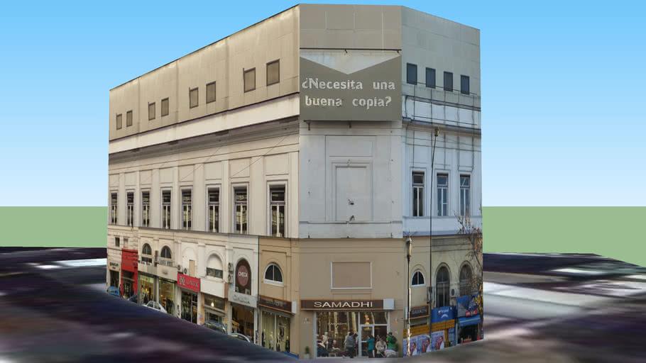 Edificio comercial en La Plata, Argentina