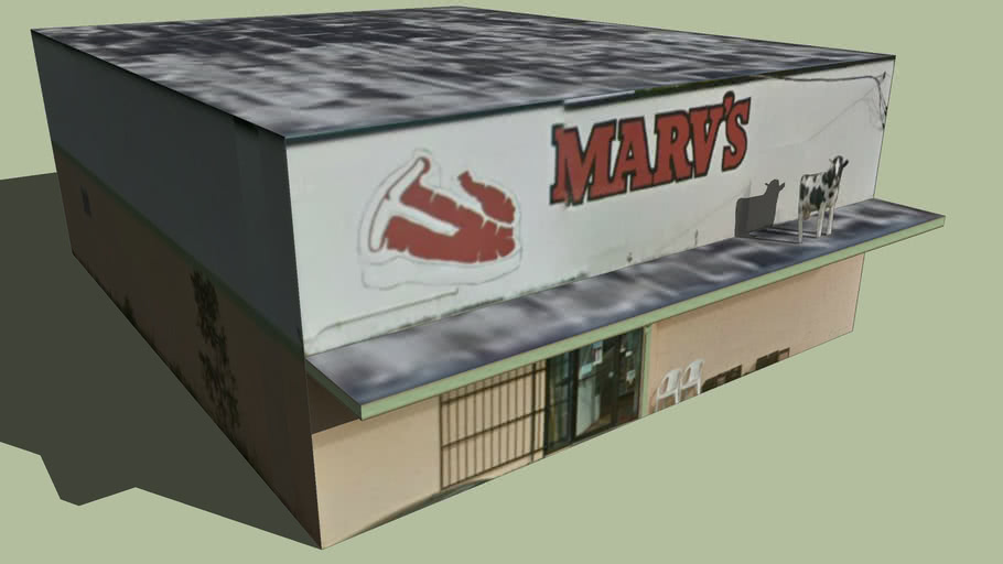 Marv´s Meats in Clearwater, Florida
