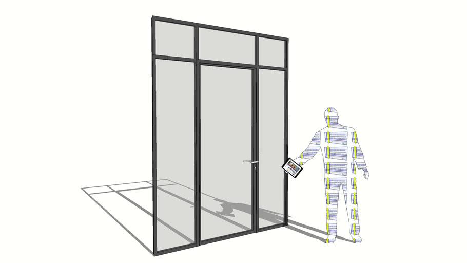 Single Door Art15 T08.1 ODS Jansen