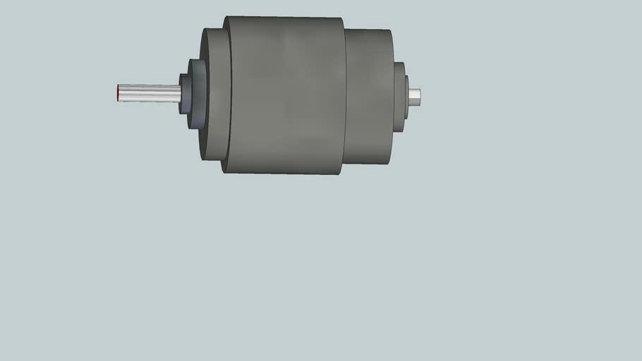 Motor DC 8mm