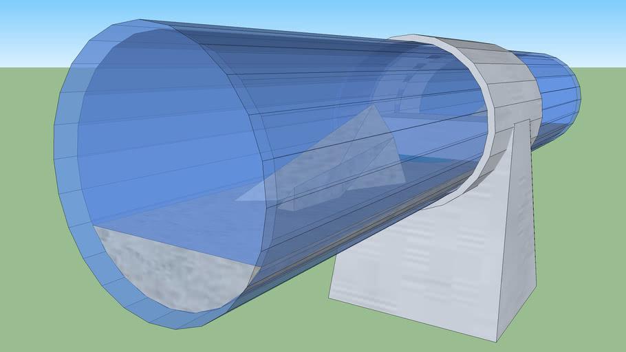 terrarium 2x zylinder