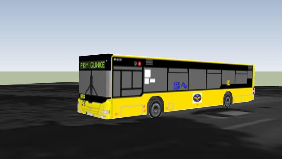 GLIWICKIE    autobusy