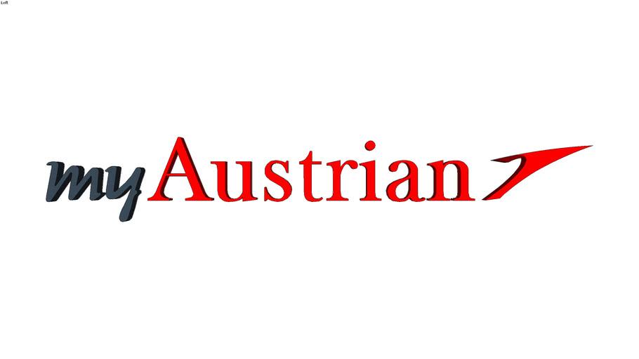 'myAustrian' (2015) logo