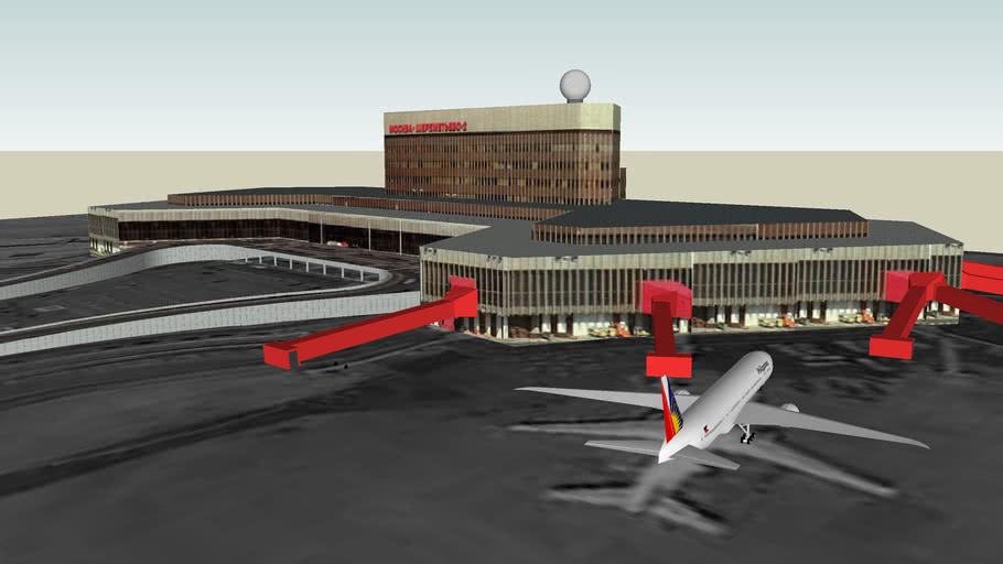 Airport Sheremetyevo-2