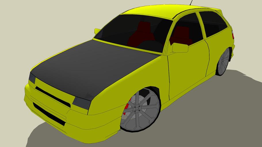 Opel Astra (Tuned)