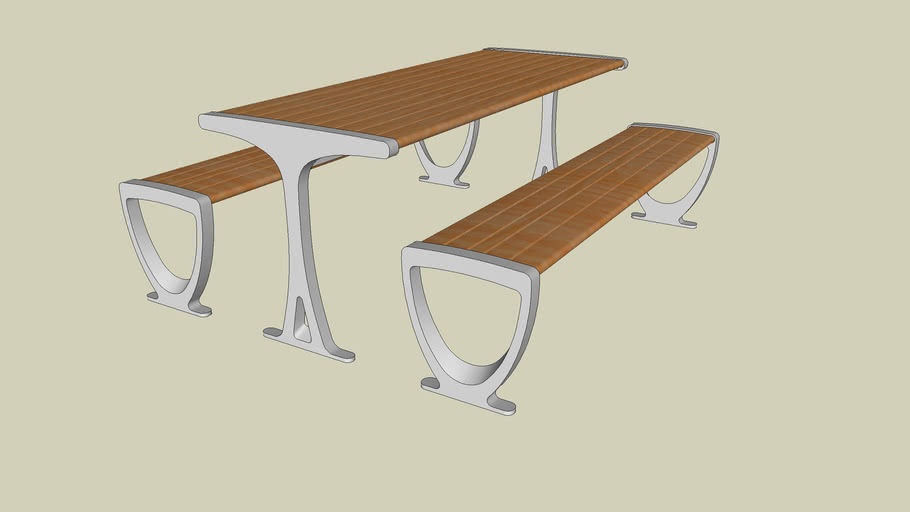 Forms+Surfaces® Trio™ Table Ensemble