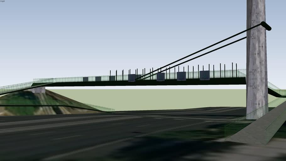 Pasarela Peatonal sobre la A-6