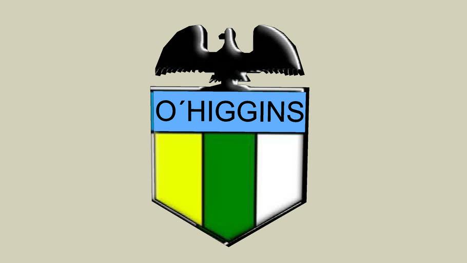 escudo de ohiggins