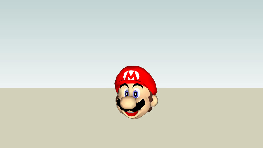 Mario Head