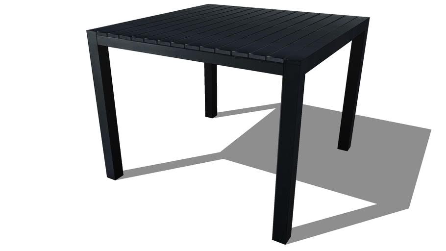 table carré STROMBOLI , Maisons du monde. Réf: 121802 prix: 199€