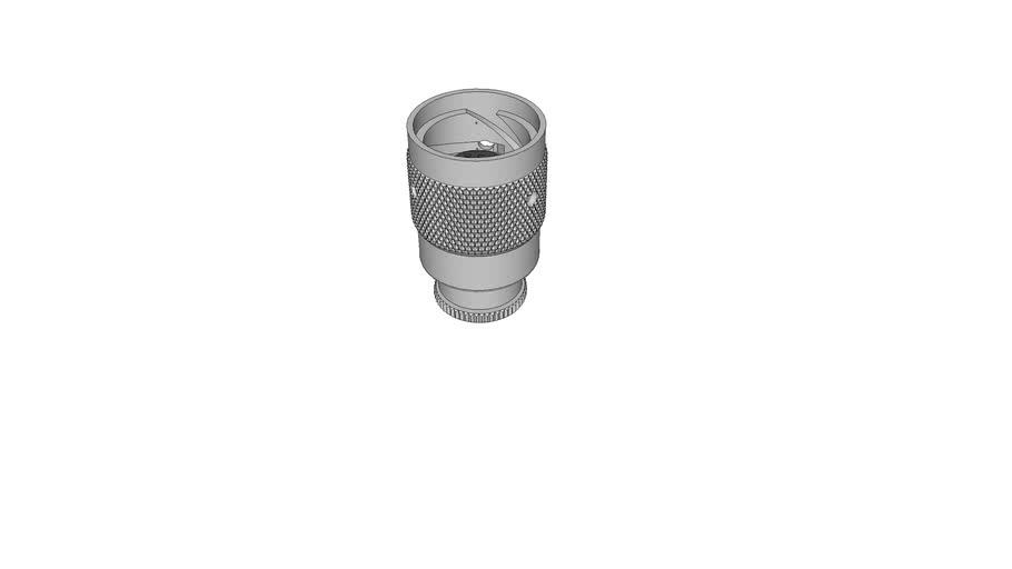 Malco Microdot Connector Plug MD63-06E9-19S