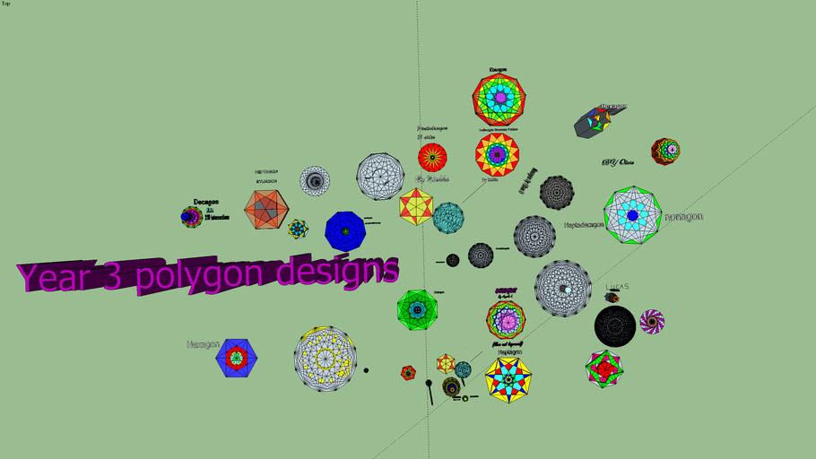 Year 3 Polygons