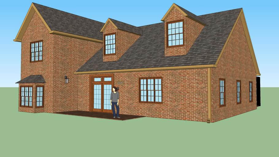 Family Brick House