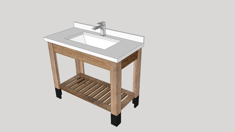 Mueble de Lavamanos