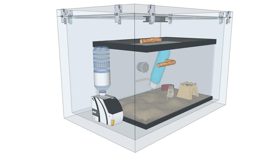 RTI Hypoboric Chamber (Design Concept 3)