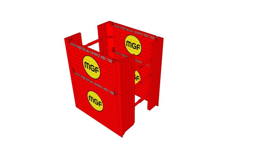 MGF Standard Manhole Box