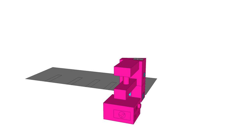 ТЦ Розовая пантера