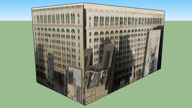 The Wanamaker Building, Philadelphia, PA, USA