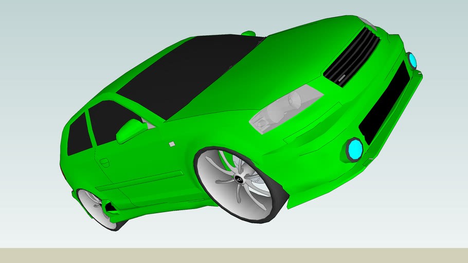 Tuned Audi A3
