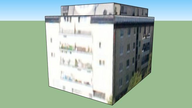 Aparment house  Atterbomsvägen 52 11257 STOCKHOLM