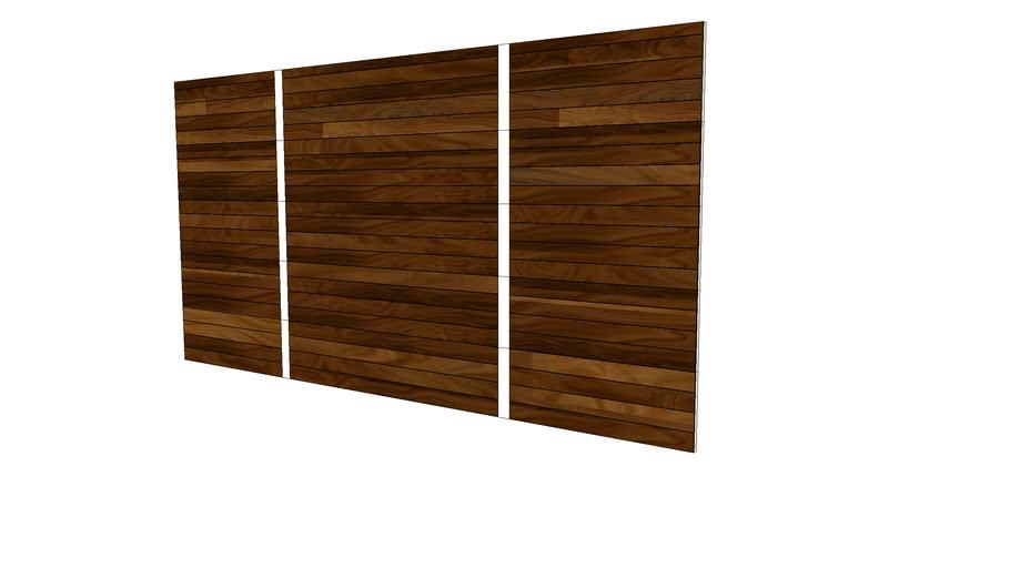 Modern Door 2 straps